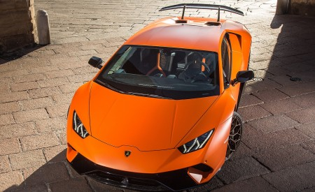 2018 Lamborghini Huracán Performante Wallpapers
