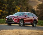 2018 Lexus RX 350 Front Three-Quarter Wallpapers 150x120 (43)