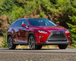 2018 Lexus RX 350 Front Three-Quarter Wallpapers 150x120 (44)