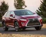 2018 Lexus RX 350 Front Three-Quarter Wallpapers 150x120 (45)