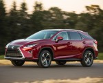 2018 Lexus RX 350 Front Three-Quarter Wallpapers 150x120 (46)