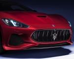 2018 Maserati GranTurismo MC Sport Line Front Bumper Wallpapers 150x120 (11)