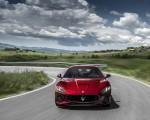 2018 Maserati GranTurismo MC Sport Line Front Wallpapers 150x120 (4)