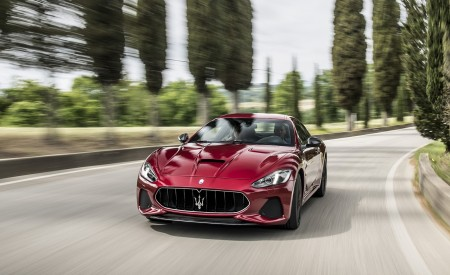 2018 Maserati GranTurismo Wallpapers & HD Images