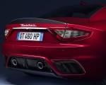2018 Maserati GranTurismo MC Sport Line Rear Bumper Wallpapers 150x120 (9)