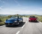 2018 Maserati GranTurismo MC Sport Line and GranCabrio Wallpapers 150x120 (2)