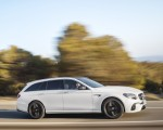 2018 Mercedes-AMG E63 S Wagon 4MATIC+ (Color: Diamond White) Side Wallpapers 150x120 (26)