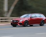 2018 Mercedes-AMG E63 S Wagon Front Three-Quarter Wallpapers 150x120 (2)