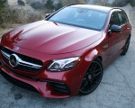 2018 Mercedes-AMG E63 S Wagon Front Three-Quarter Wallpapers 150x120 (10)