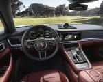 2018 Porsche Interieur Panamera 4 E-Hybrid Sport Turismo Interior Cockpit Wallpapers 150x120 (20)