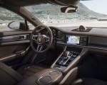 2018 Porsche Interieur Panamera Turbo Sport Turismo Interior Cockpit Wallpapers 150x120 (17)