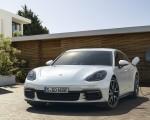 2018 Porsche Panamera 4 E-Hybrid Sport Turismo Front Wallpapers 150x120 (8)