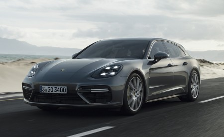 2018 Porsche Panamera Sport Turismo Wallpapers HD
