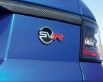 2018 Range Rover Sport SVR Badge Wallpapers 150x120 (29)