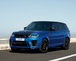2018 Range Rover Sport SVR Front Three-Quarter Wallpapers 150x120 (13)