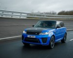 2018 Range Rover Sport SVR Front Three-Quarter Wallpapers 150x120 (1)