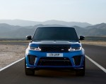 2018 Range Rover Sport SVR Front Wallpapers 150x120 (15)