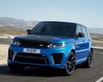 2018 Range Rover Sport SVR Front Wallpapers 150x120 (18)