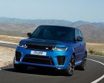 2018 Range Rover Sport SVR Front Wallpapers 150x120 (21)