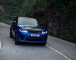2018 Range Rover Sport SVR Front Wallpapers 150x120 (9)