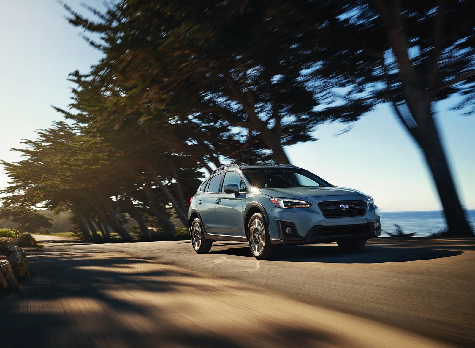 2018 Subaru Crosstrek Front Three-Quarter Wallpapers (5)