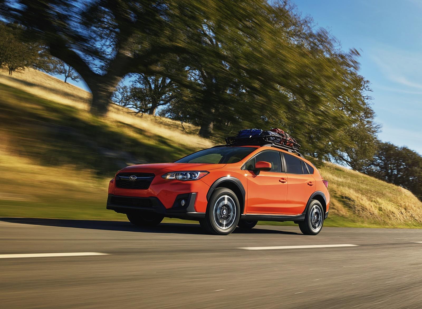 2018 Subaru Crosstrek Front Three-Quarter Wallpapers (1)