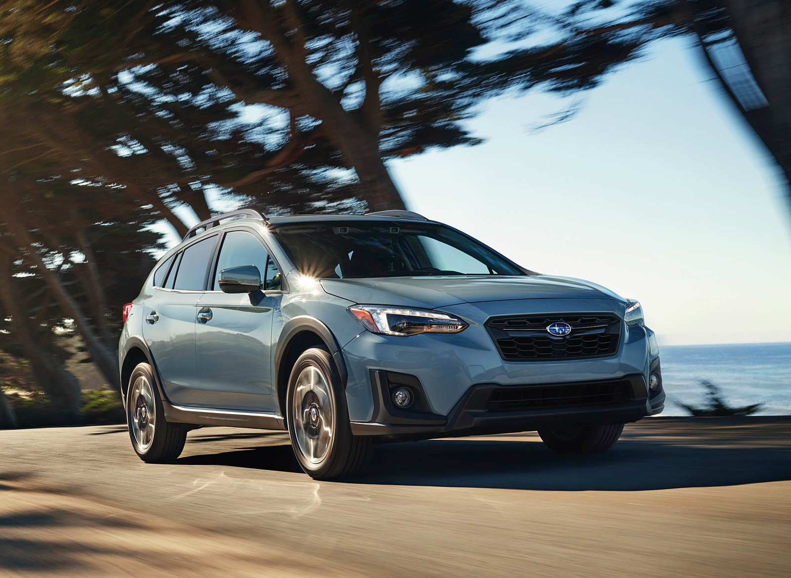 2018 Subaru Crosstrek Front Three-Quarter Wallpapers (4)