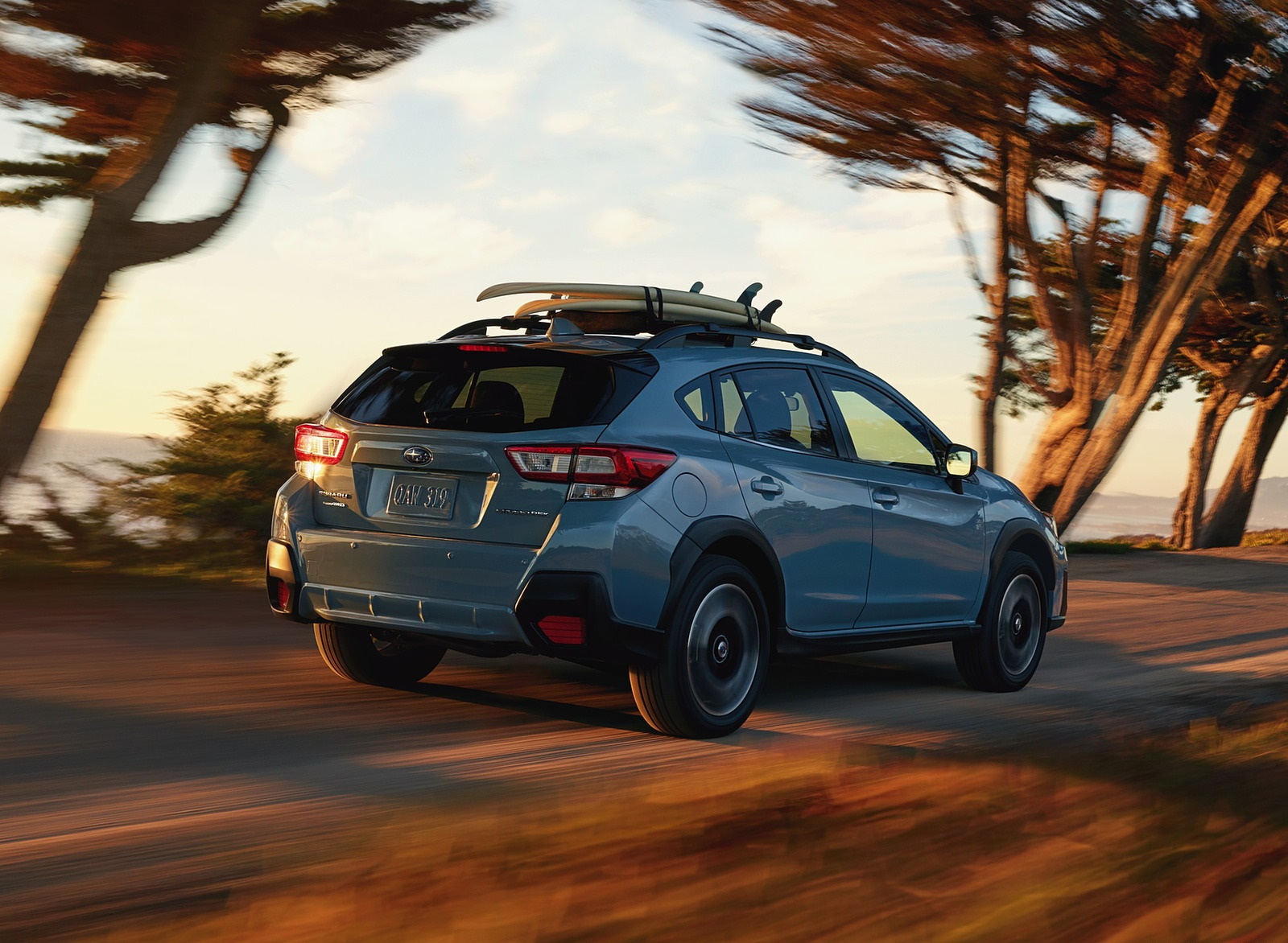 2018 Subaru Crosstrek Rear Three-Quarter Wallpapers (7)