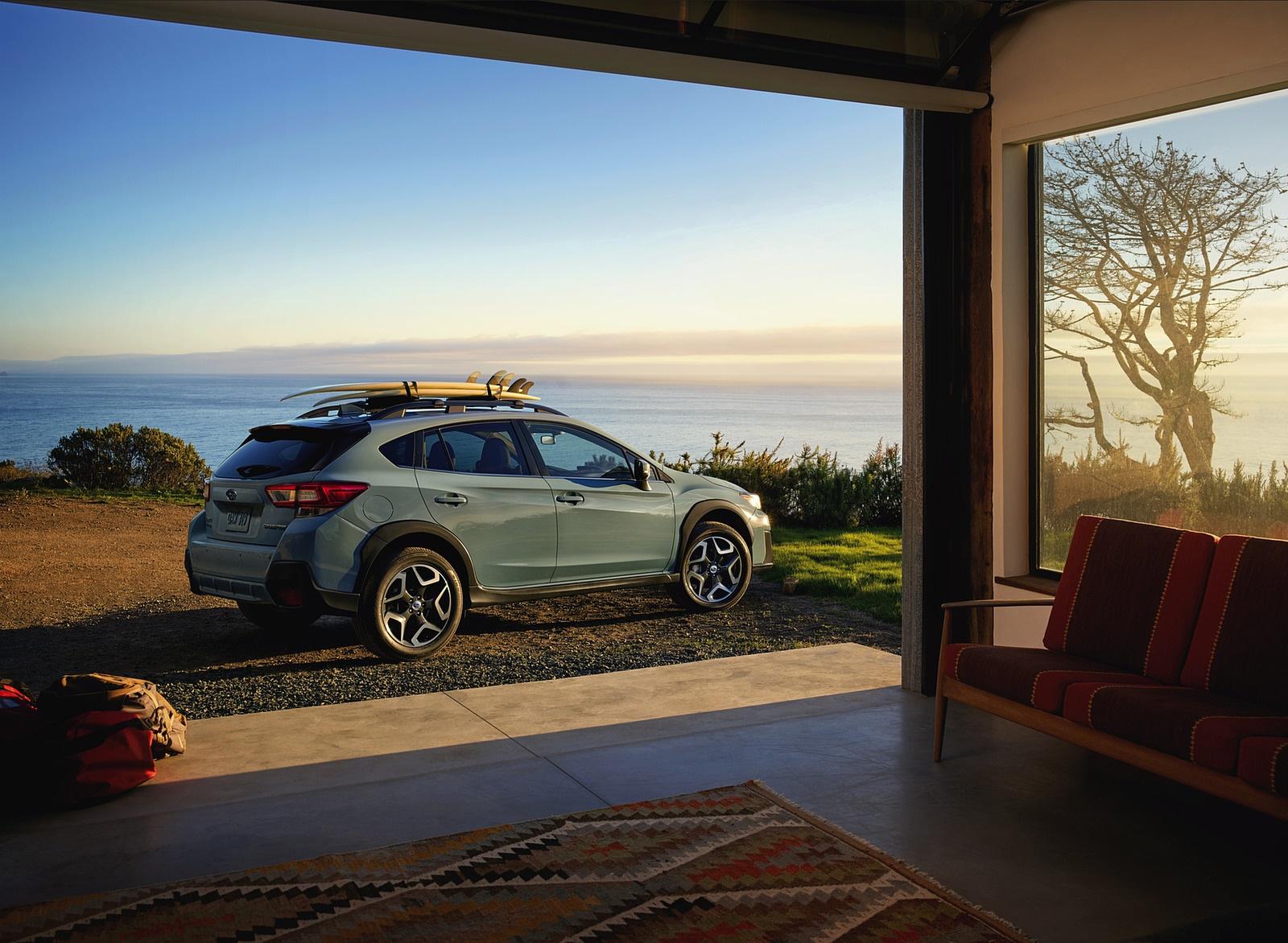 2018 Subaru Crosstrek Side Wallpapers (6)