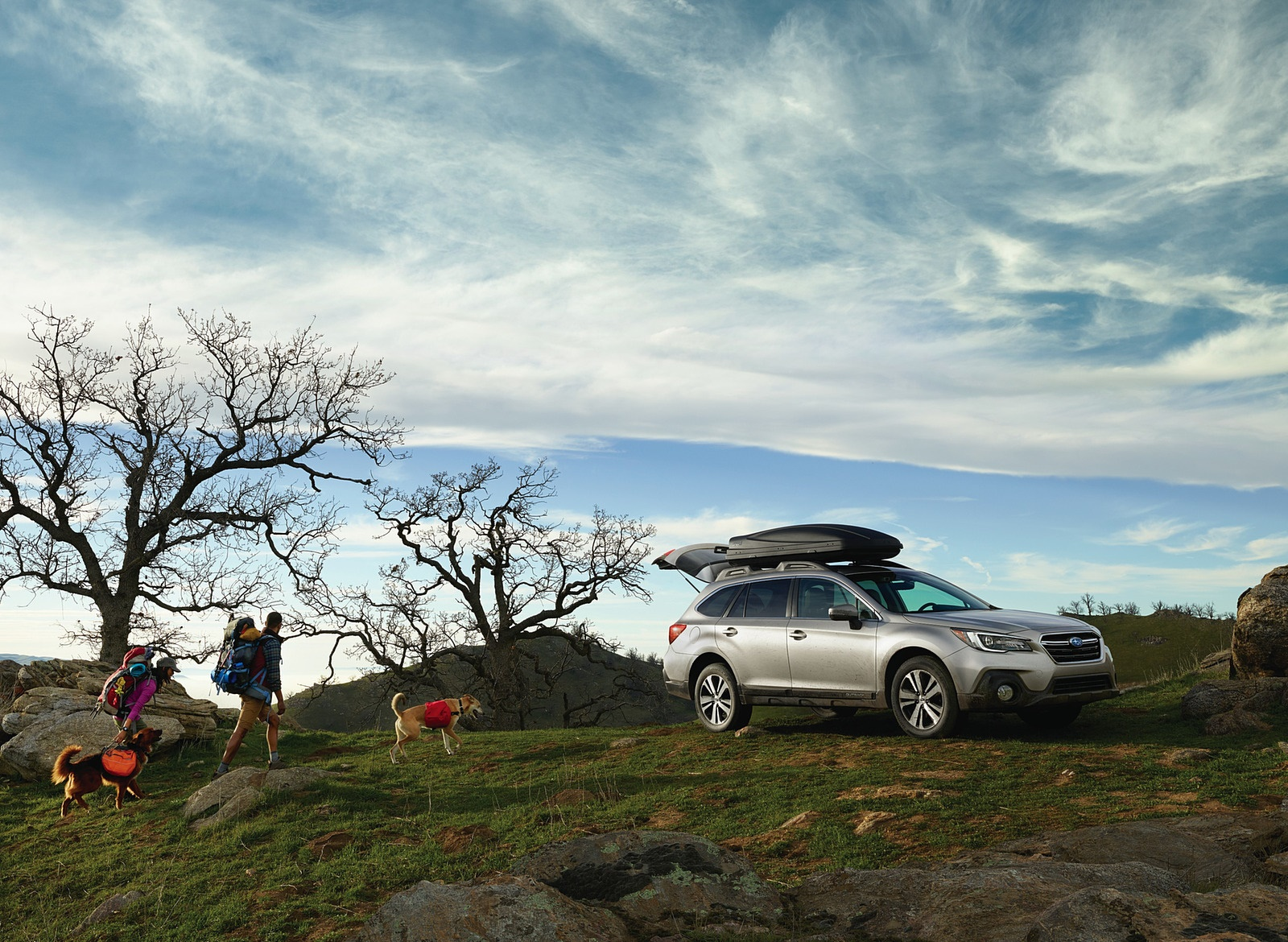2018 Subaru Outback Front Three-Quarter Wallpapers (4)