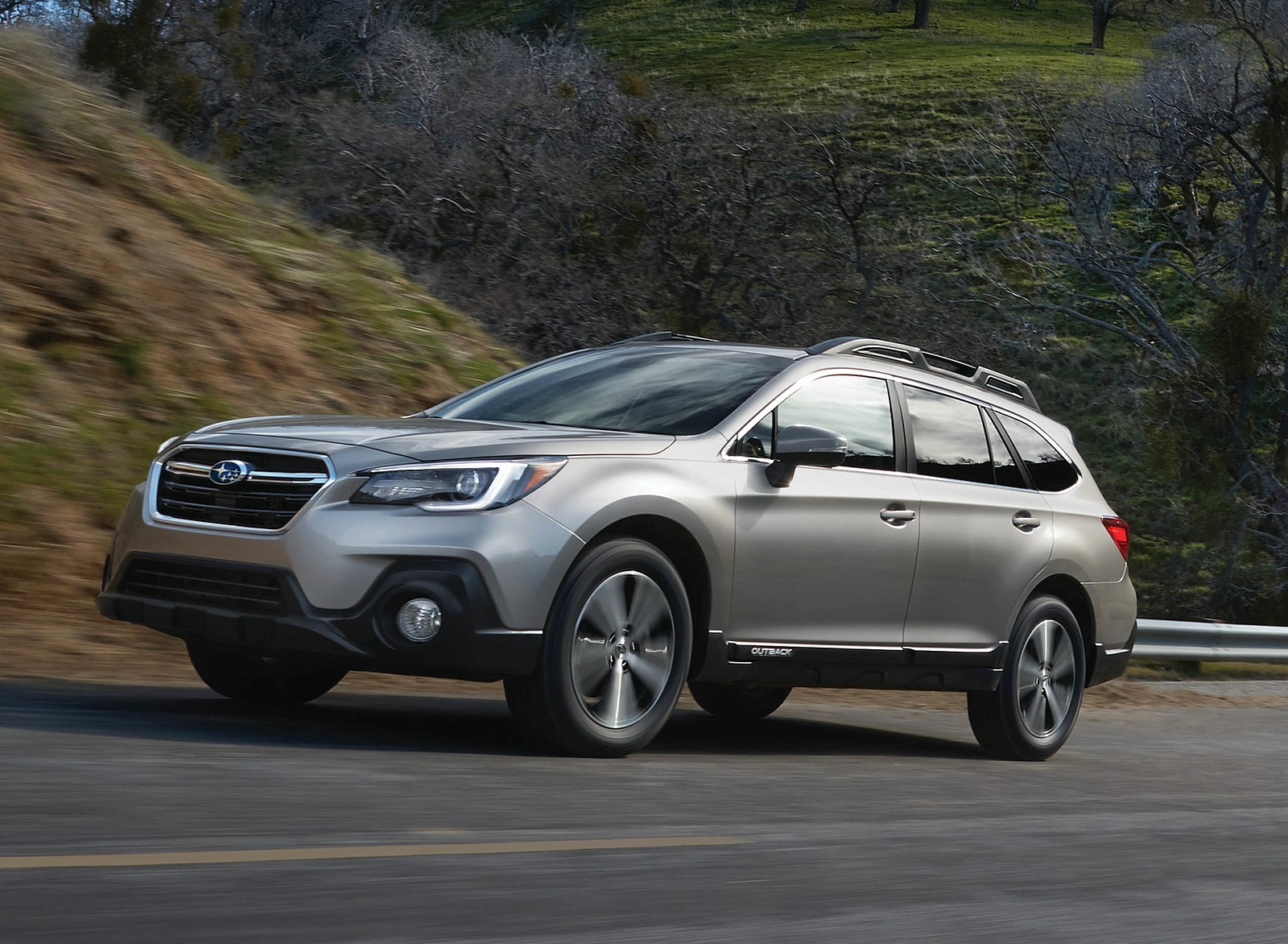 2018 Subaru Outback Front Three-Quarter Wallpapers (5)