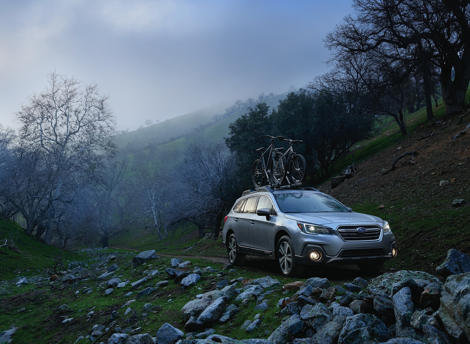 2018 Subaru Outback Front Wallpapers (7)