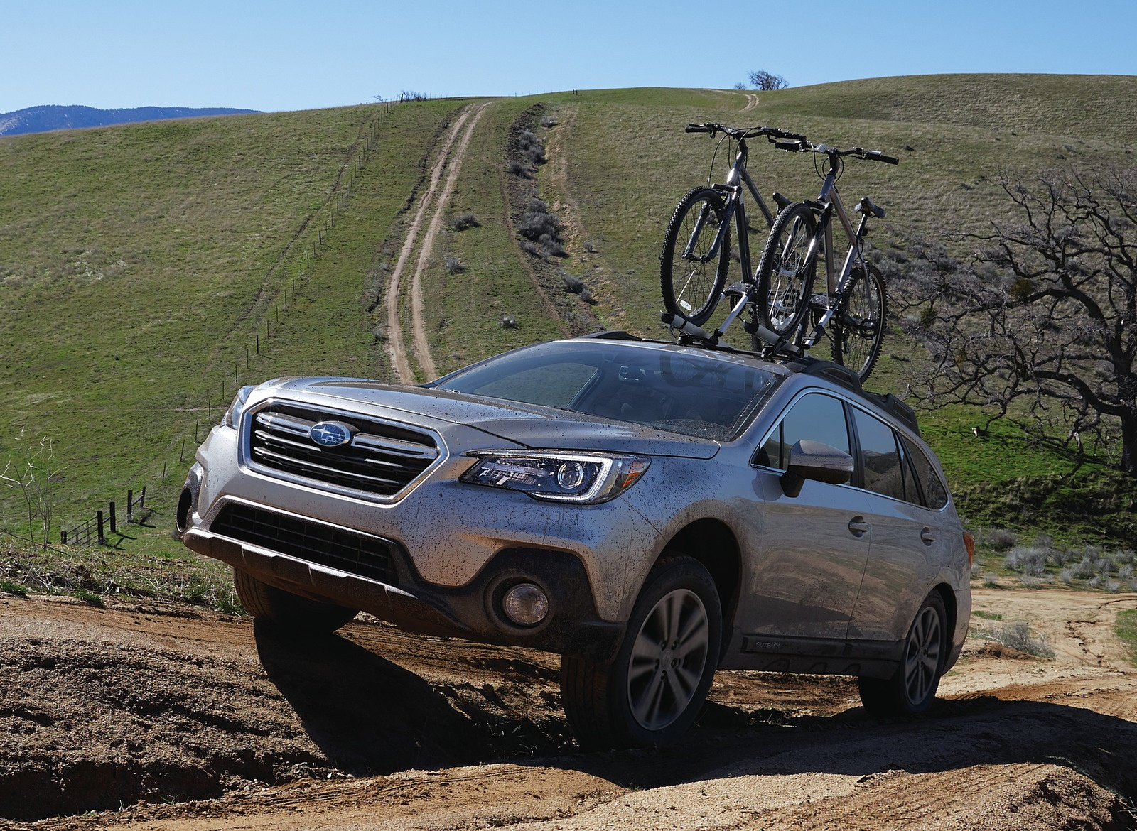 2018 Subaru Outback Off-Road Wallpapers (6)