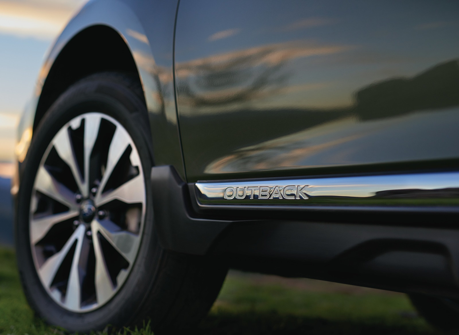 2018 Subaru Outback Wheel Wallpaper (11)
