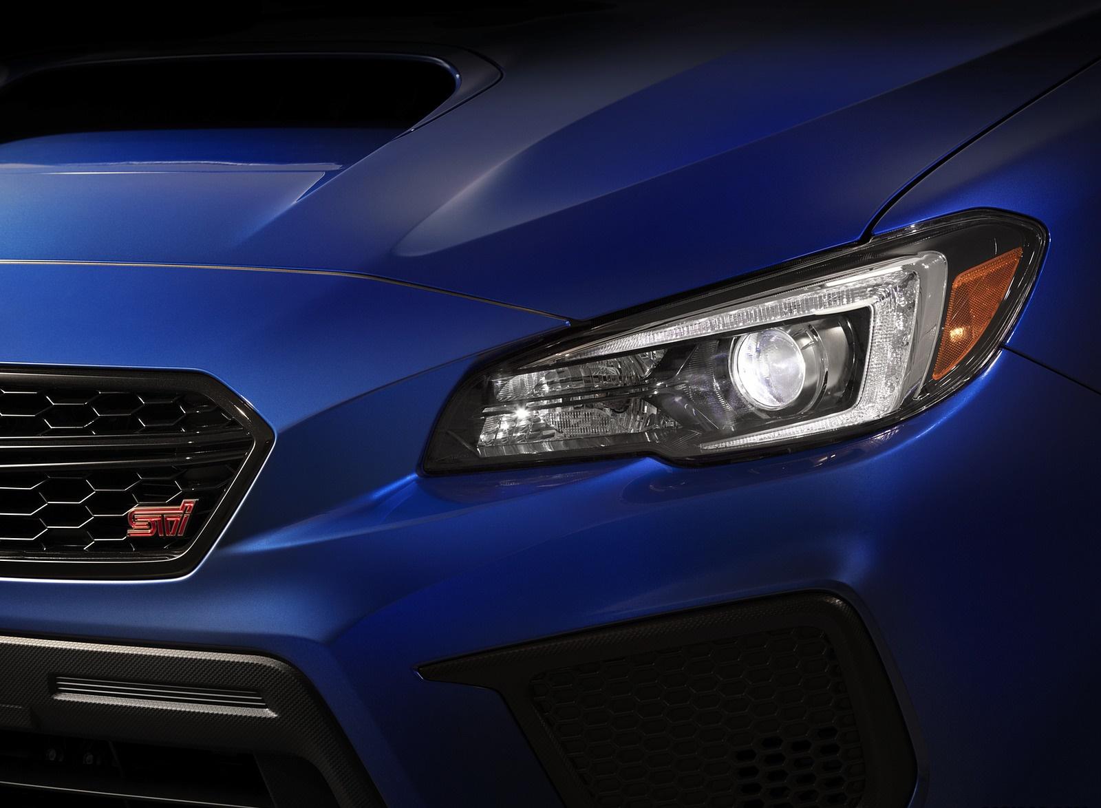 2018 Subaru WRX STI Headlight Wallpapers (9)