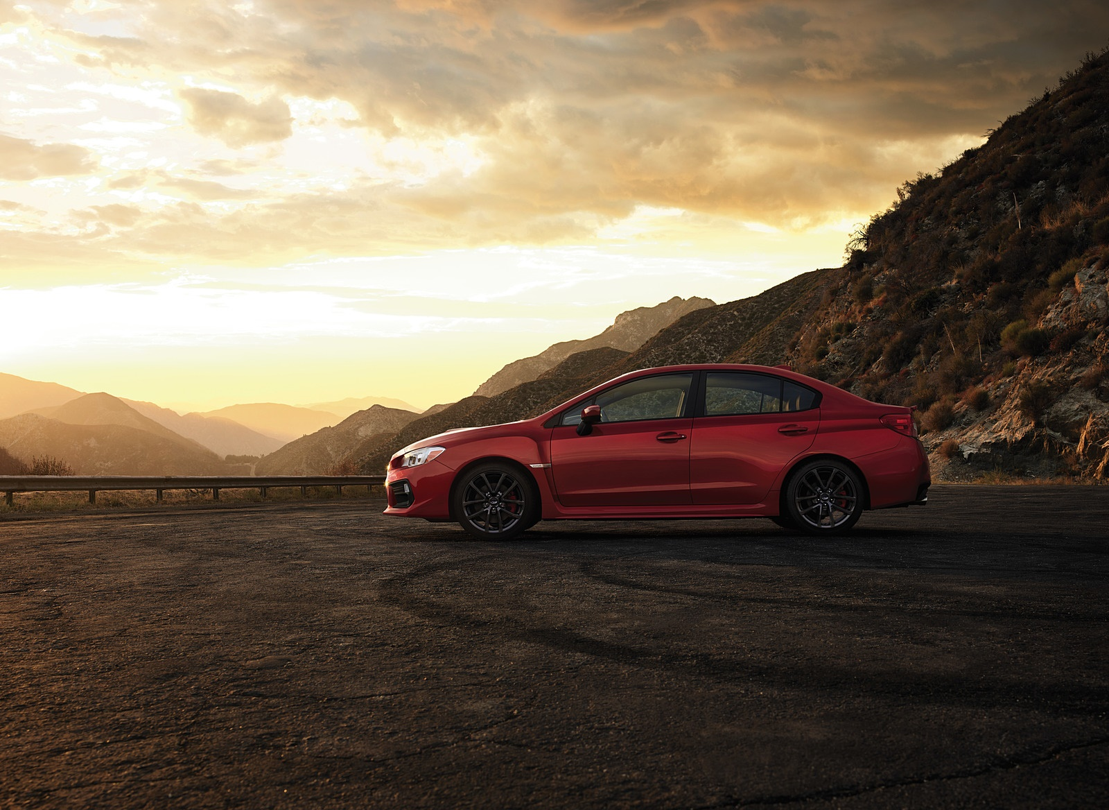2018 Subaru WRX Side Wallpapers (4)