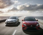 2018 Toyota Camry Hybrid Front Wallpapers 150x120 (2)