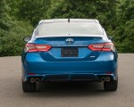 2018 Toyota Camry Rear Wallpapers 150x120 (44)