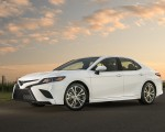 2018 Toyota Camry SE Front Three-Quarter Wallpapers 150x120 (23)