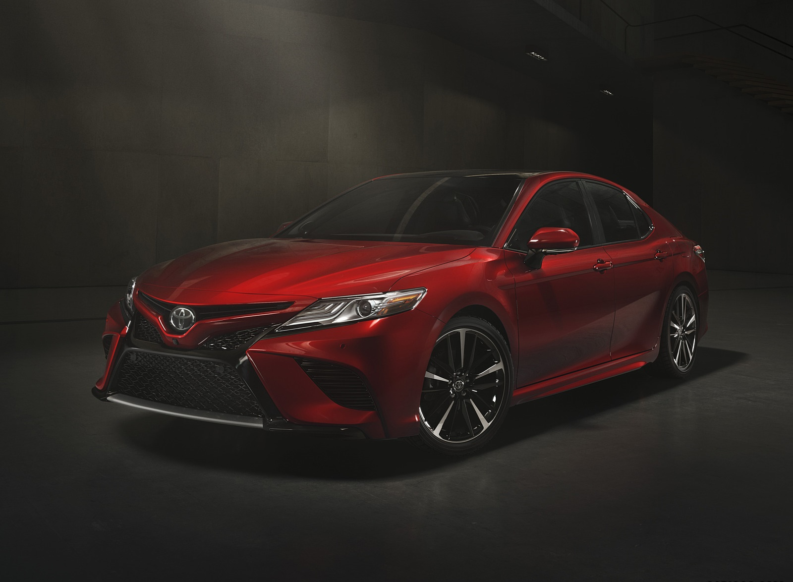2018 Toyota Camry XSE Front Three-Quarter Wallpapers (9)