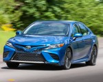2018 Toyota Camry XSE Front Wallpapers 150x120 (43)