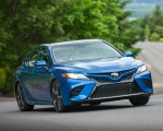 2018 Toyota Camry XSE Front Wallpapers 150x120 (42)