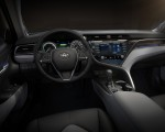 2018 Toyota Camry XSE Interior Cockpit Wallpapers 150x120 (11)
