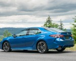 2018 Toyota Camry XSE Rear Three-Quarter Wallpapers 150x120 (40)
