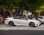 2018 Toyota Camry XSE Side Wallpapers 150x120 (50)