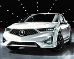 2019 Acura ILX Front Three-Quarter Wallpapers 150x120 (13)