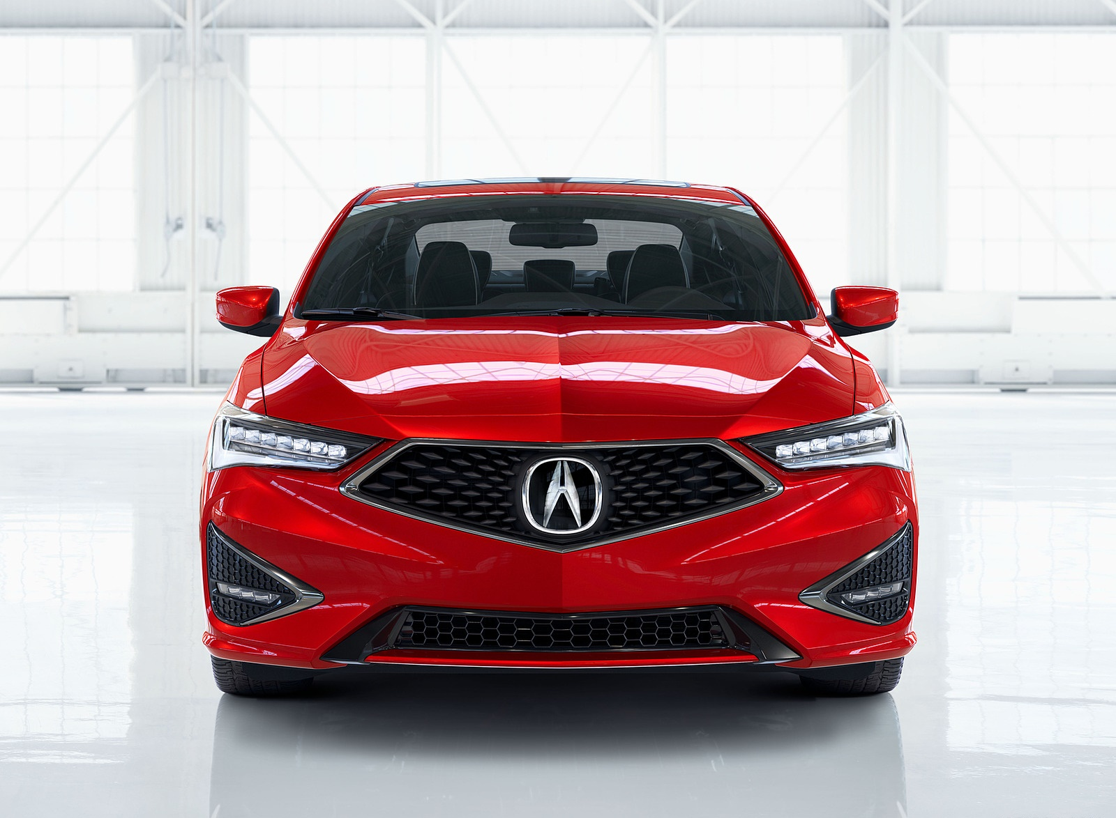 2019 Acura ILX Front Wallpapers (6)