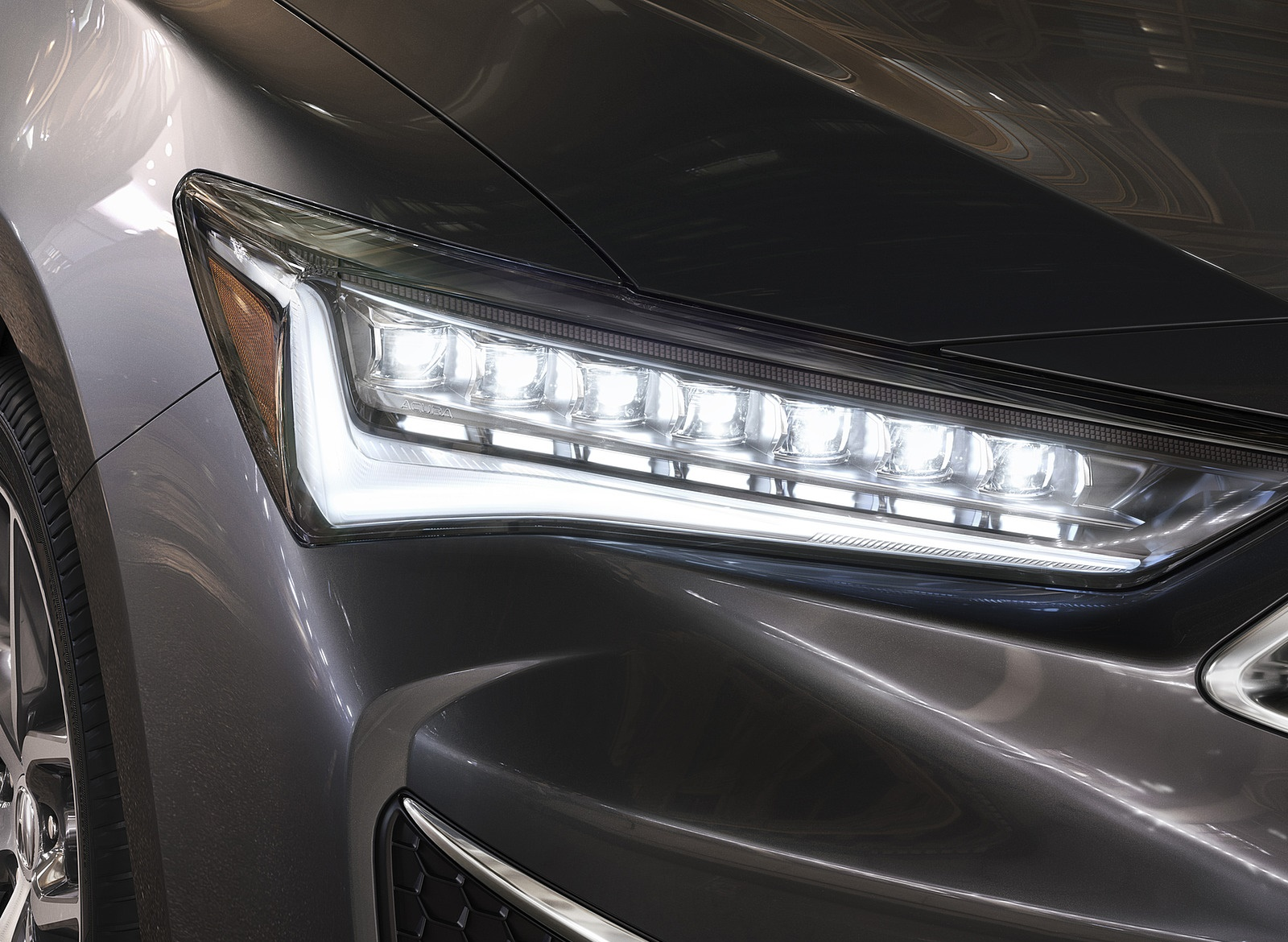 2019 Acura ILX Headlight Wallpapers (8)