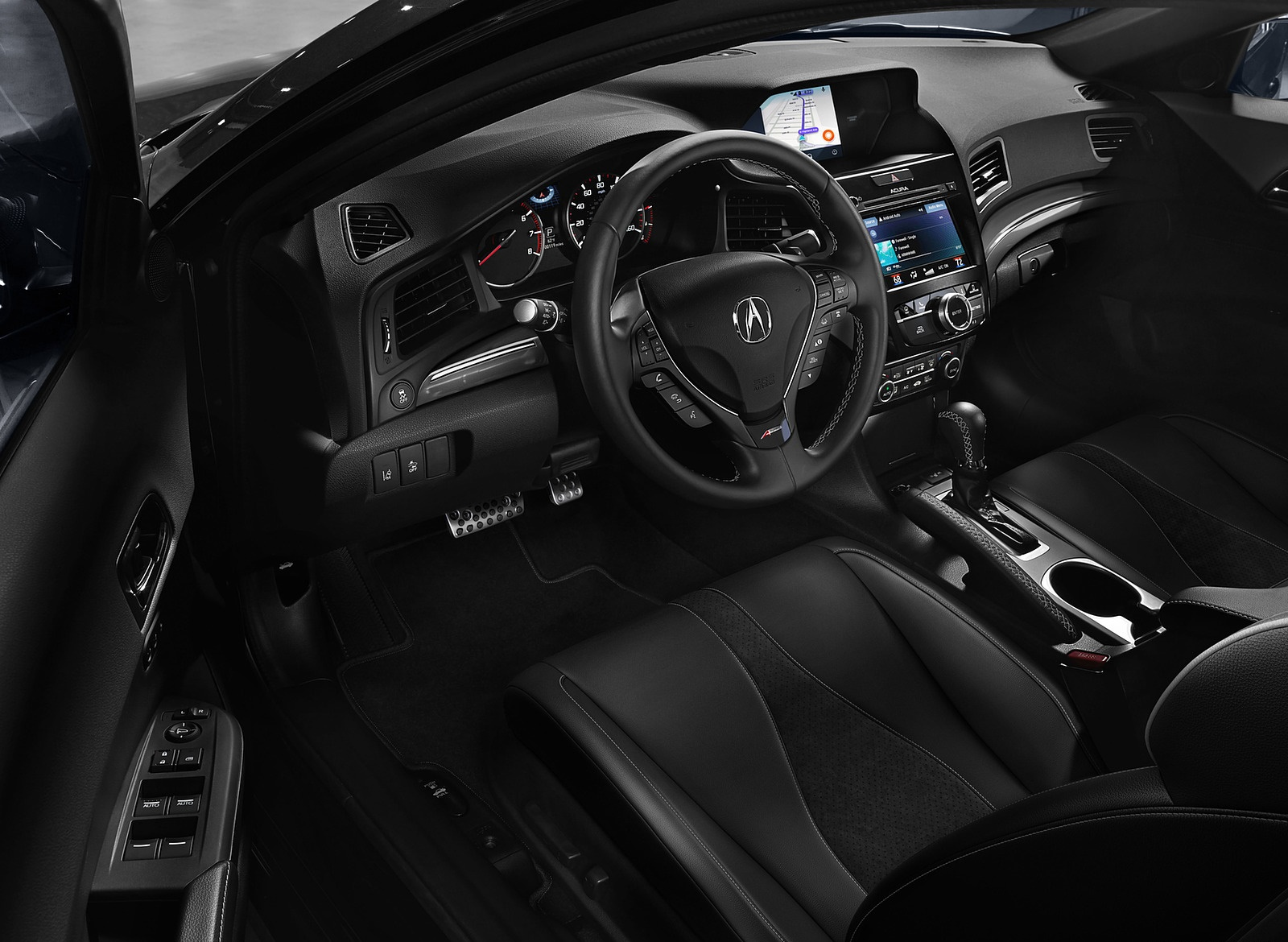 2019 Acura ILX Interior Wallpapers (11)