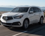 2019 Acura MDX A-Spec Front Three-Quarter Wallpaper 150x120 (5)